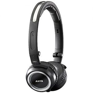 AKG K 451 High-Performance Foldable Mini Headset