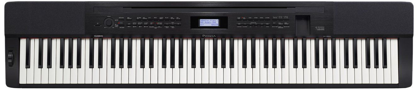 Casio PX350 BK Digital Piano