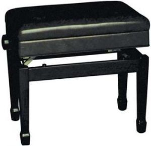 Palatino BP-120-BK Piano Bench