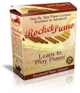rocketpiano box