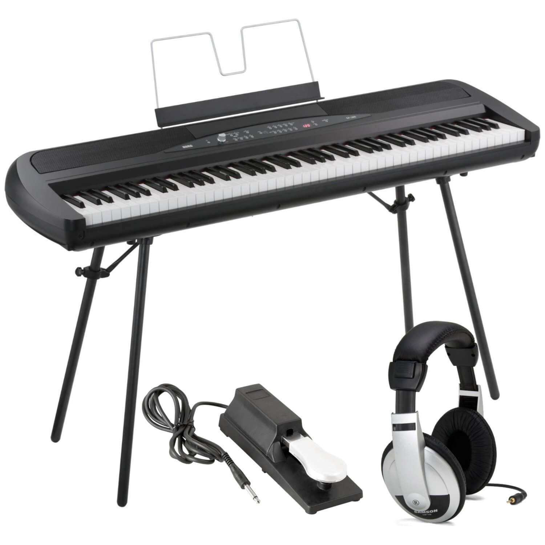 KORG SP-280 BK Digital Piano