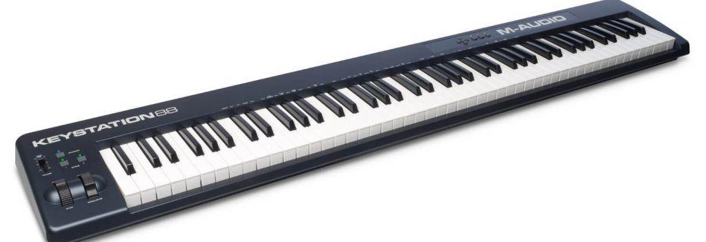 m-audio-keystation-88-ii