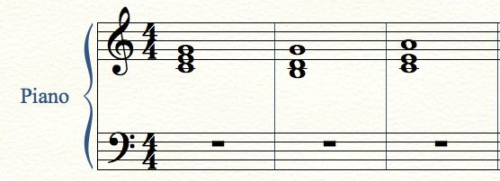 Smooth Changing of Chords on the Piano: A Guide to Read