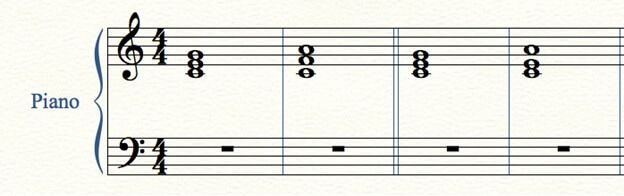 Smooth Changing Of Chords On The Piano A Guide To Read