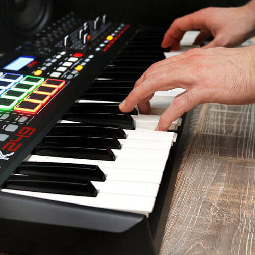 The Best Midi Keyboard Controller Reviews + The 2019 Guide