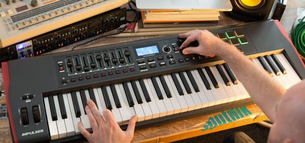 Novation Impulse - one of the top 5 controllers ever made