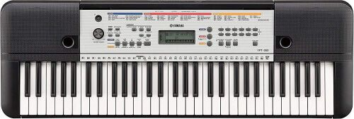 Yamaha YPT-260 61-Key Portable Keyboard