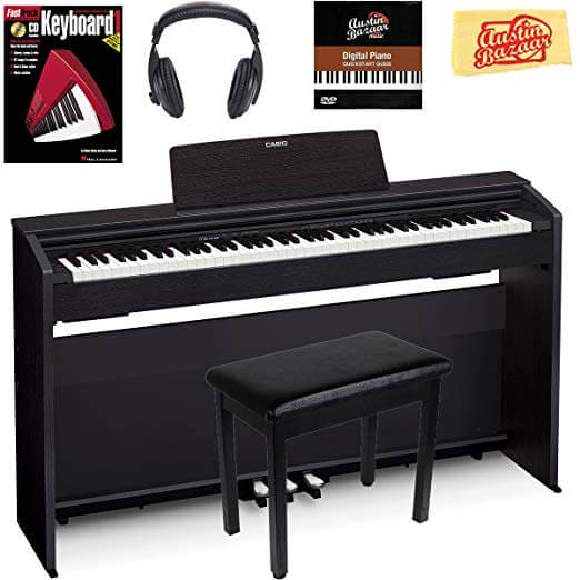Top 5 Best Digital Piano Brands Reviews 2019