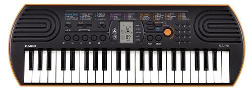 Casio SA-76 44-Key Mini Keyboard