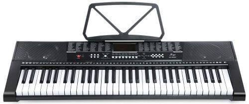 Joy JK-63M 61-Key Electronic Piano Keyboard
