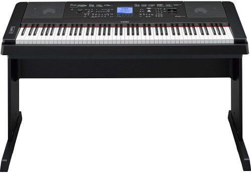 Yamaha DGX-660 Digital Grand Piano