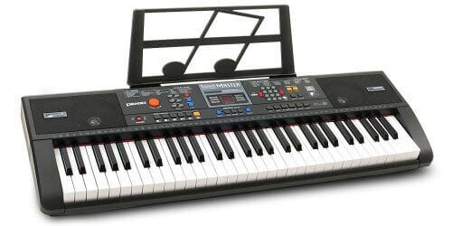 Plixio 61-key Electronic Piano Keyboard