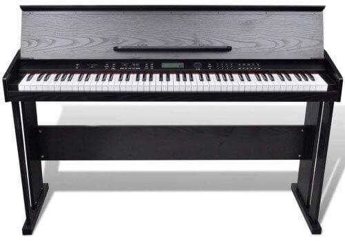 vidaXL Classic 88-Keys Electronic Piano