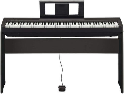 Yamaha P-45 Digital Piano with L-85 stand