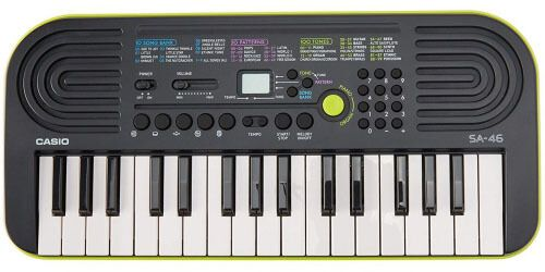 Casio SA-46 32-Key Portable Keyboard