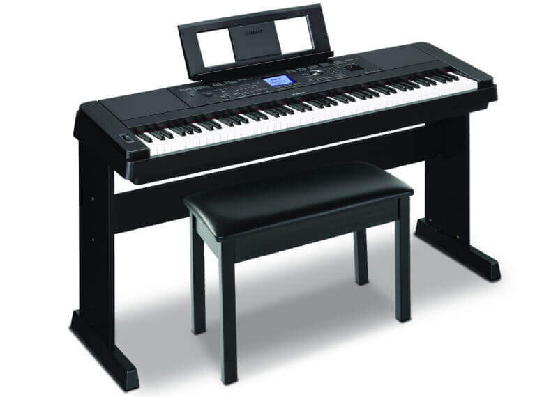 Yamaha DGX-660 review