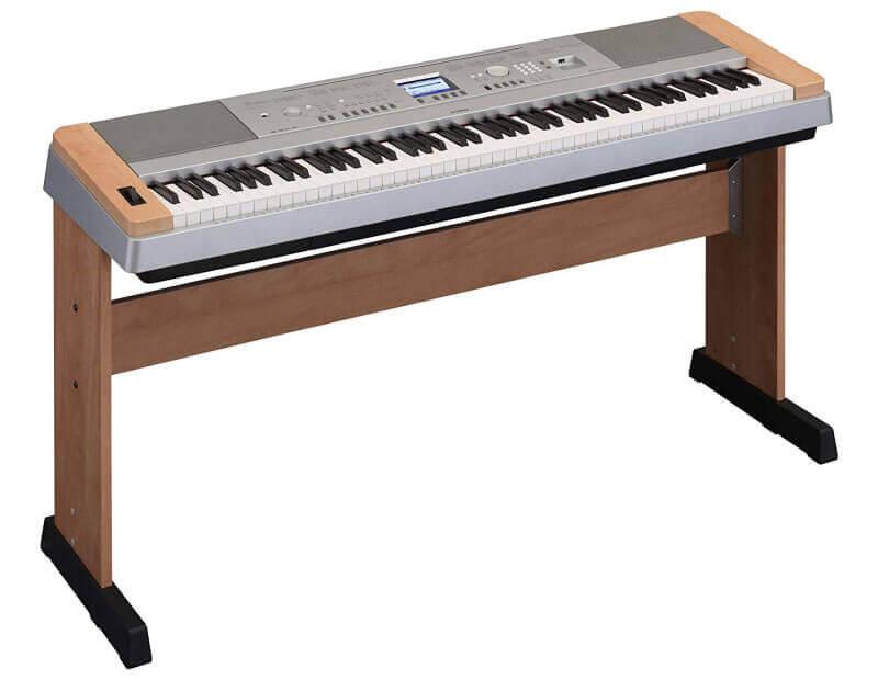 Yamaha DGX-640 Review by Digital Piano Judge