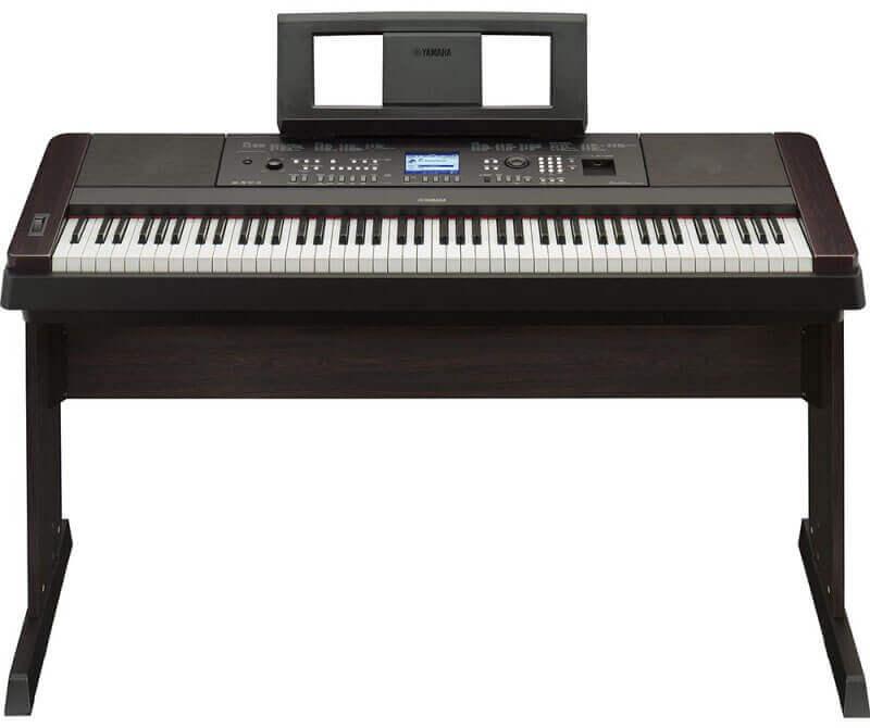 Yamaha DGX-650 Review by Digital Piano Judge