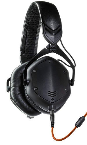 V-Moda Crossfade M-100 over-ear noise-isolating headphones