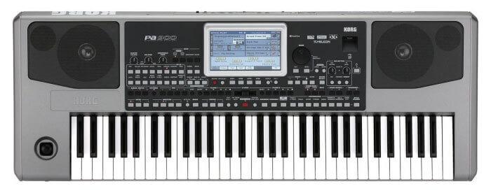 Korg Pa900 Semi–Weighted Arranger Keyboard