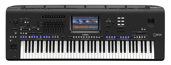Yamaha Genos 76-key Digital Arranger Workstation