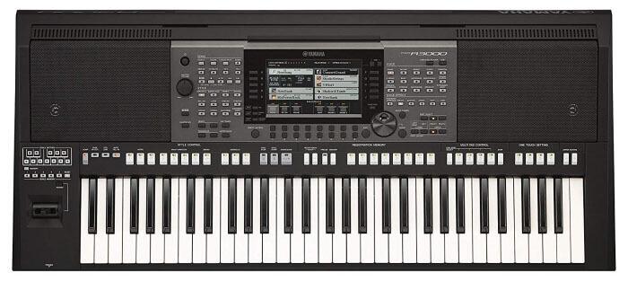 Yamaha PSR-A3000 World Music Arranger Workstation