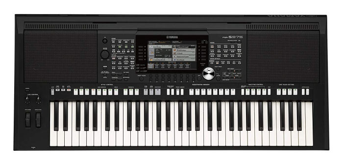 Yamaha PSR-S975 61-Key Arranger Workstation