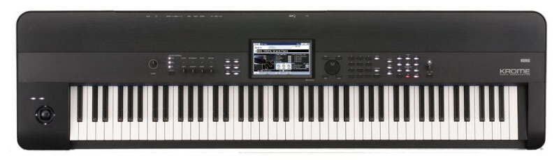 Korg Krome 88 Workstation Keyboard