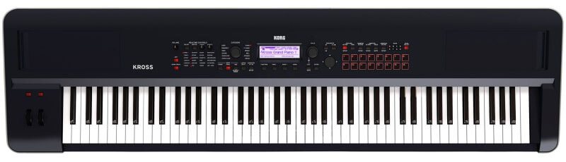 Korg Kross 2 88-key Synthesizer Workstation