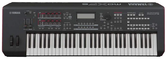Yamaha MOXF6 Music Production Workstation