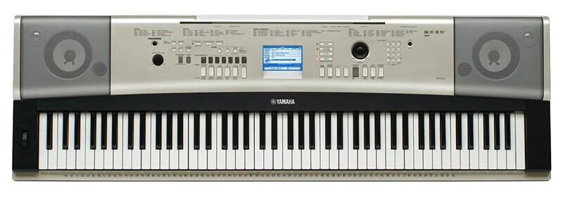 Yamaha YPG-535 Portable Grand Piano