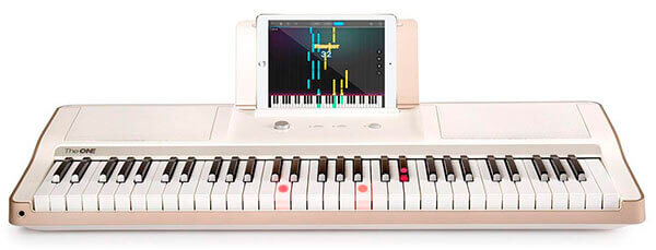 The ONE Light Portable Keyboard