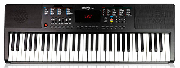 RockJam RJ361 61-Key Keyboard Piano