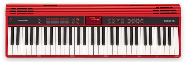 Roland GO:KEYS Music Creation Keyboard (GO-61K)