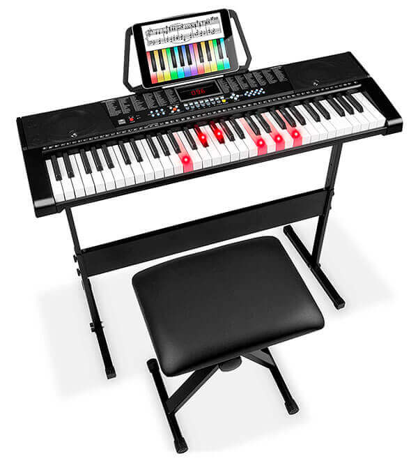 Best Choice Products 61-Key Electronic Keyboard