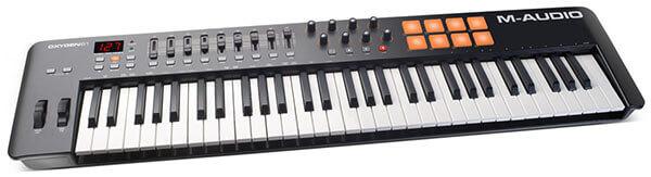 M-Audio Oxygen 61 MK IV Keyboard Controller
